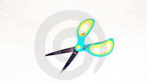 Scissors Royalty Free Stock Image - Image: 8110186