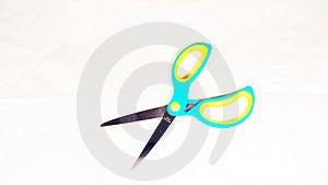 Scissors Royalty Free Stock Image - Image: 8110186