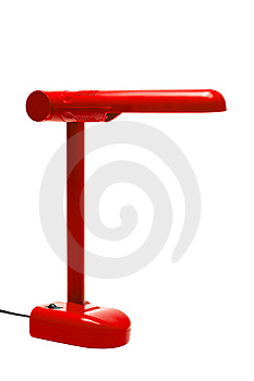 Red Lamp Royalty Free Stock Photography - Image: 8112127