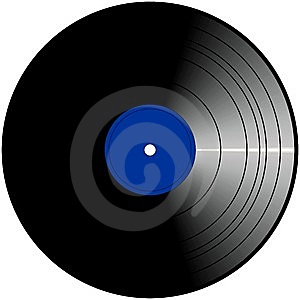 Vinyl Record Stock Images - Image: 8112154