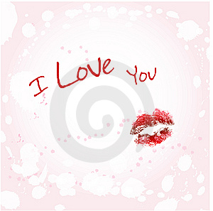 I Love You Stock Image - Image: 8112421