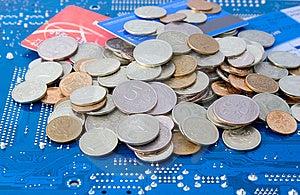 Technology Business Stock Photo - Image: 8112750