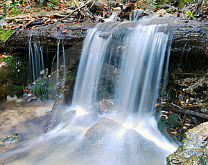 Waterfall Stock Images - Image: 8113694