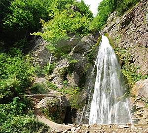 Waterfall Stock Photo - Image: 8113790