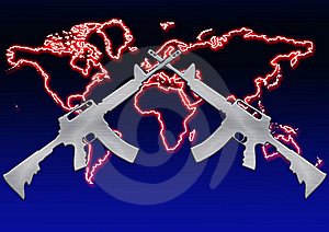 Weapon Stock Images - Image: 8118974