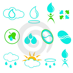Color Icons #2 Stock Photography - Image: 8121002