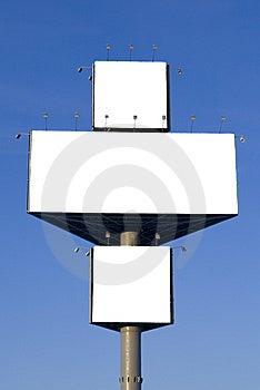 Billboard Stock Photos - Image: 8121973