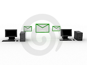 Technology Concept Stock Photo - Image: 8125520