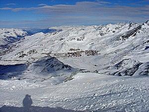 Ski Resort Stock Photos - Image: 8126143