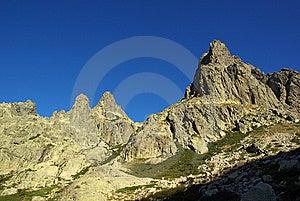 Corsica Landscape - Restonica Stock Photo - Image: 8126390