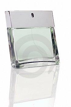 Bottle Of Perfume Stock Image - Image: 8130881