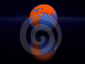 Earth Stock Photo - Image: 8131280
