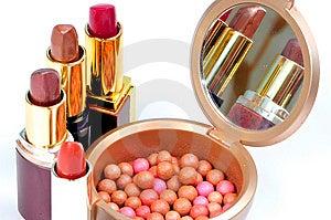 Cosmetic Royaltyfria Foton - Bild: 8132928