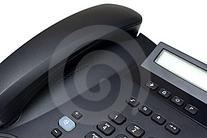 Part Of Business Phone Stock Images - Image: 8134914