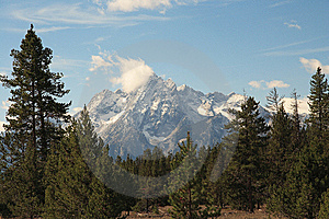 Grand Teton, NP Royalty Free Stock Photography - Image: 8134977
