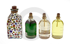 Bottles Royalty Free Stock Image - Image: 8135956