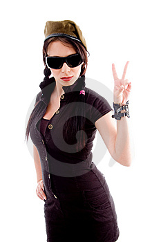 Sexy Fashionable Woman In Mini Skirt Royalty Free Stock Photography - Image: 8138147