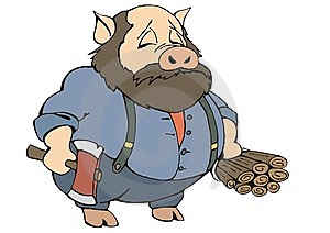 Pig Royalty Free Stock Photos - Image: 8139608