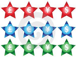 Währungszeichen Lizenzfreies Stockfoto - Bild: 8140425