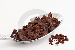 Instant Coffee Royalty Free Stock Images - Image: 8142779
