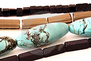 Beads Strips Stock Photos - Image: 8143123