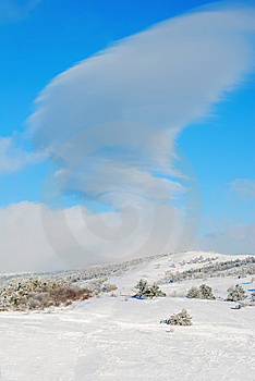 Snow Day Stock Image - Image: 8143301
