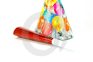 Party Squawkers Stock Photo - Image: 8143800