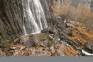 Waterfall Royalty Free Stock Photo - Image: 8145025