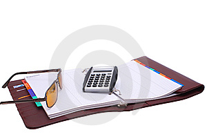 Memorandum Book. Royalty Free Stock Images - Image: 8145549