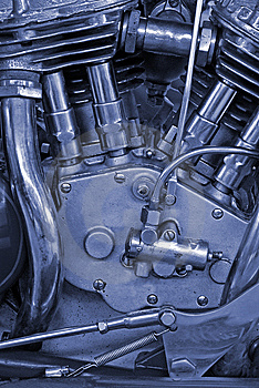Motor. Stock Photos - Image: 8146953