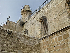 On Steet Of Jerusalem, City Royalty Free Stock Photo - Image: 8147015
