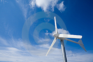 Green Energy Royalty Free Stock Photo - Image: 8148145