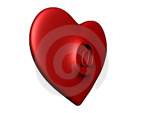 Heart With Mail Stock Photos - Image: 8148793