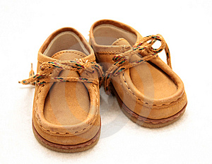 Baby Shoes Stock Image - Image: 8148961