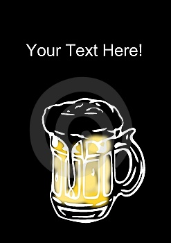 Beer Royalty Free Stock Images - Image: 8150089
