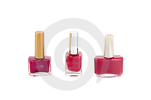 Nail Polish Royalty Free Stock Photo - Image: 8152855