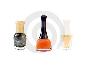 Nail Polish Royalty Free Stock Photos - Image: 8152988