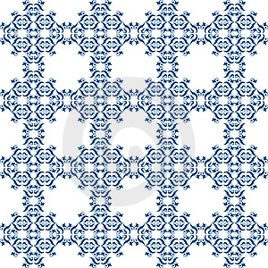 Pattern Ornamental Royalty Free Stock Photography - Image: 8153267