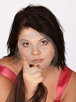 Upset Woman Stock Photos - Image: 8153883