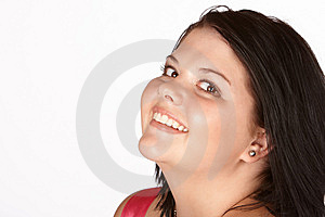 Laughing Woman Royalty Free Stock Photo - Image: 8154065