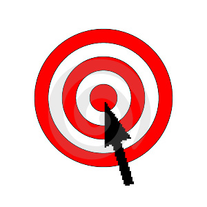 Aiming Target Royalty Free Stock Image - Image: 8155286