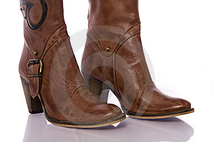 Boots Stock Image - Image: 8155821