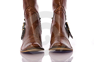 Boots Stock Photo - Image: 8155920