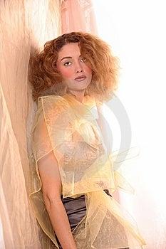 Beautiful Model Royalty Free Stock Images - Image: 8157119