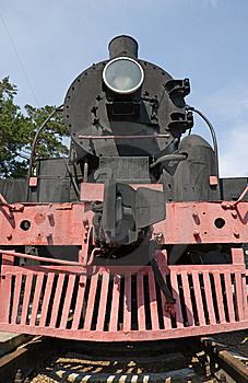 Stream Locomotive Stock Photo - Image: 8159710