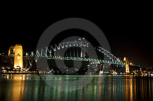 The Sydney Harbour Bridge Series Stock Photos - Image: 8160853
