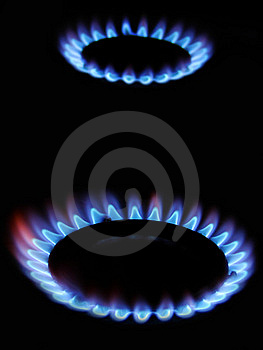Gas Royalty Free Stock Photos - Image: 8161108