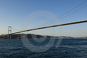 Bosphorus Bridge Royalty Free Stock Image - Image: 8164446