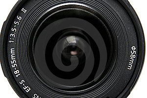 Photographic Lens Royalty Free Stock Photos - Image: 8164918