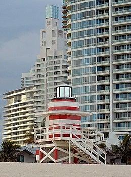 Miami Beach Royalty Free Stock Photo - Image: 8168585